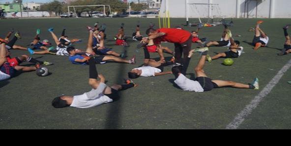 Continuan los entrenamientos