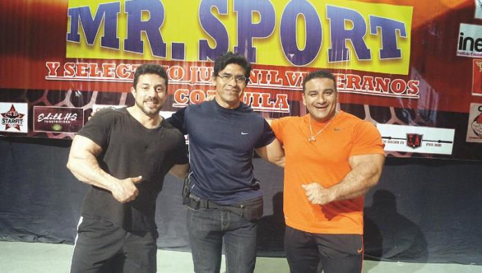 Se corona en Mr. Sport 2017