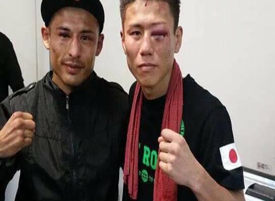 El monclovense Taz Calleros pierde el título mundial  en Japón