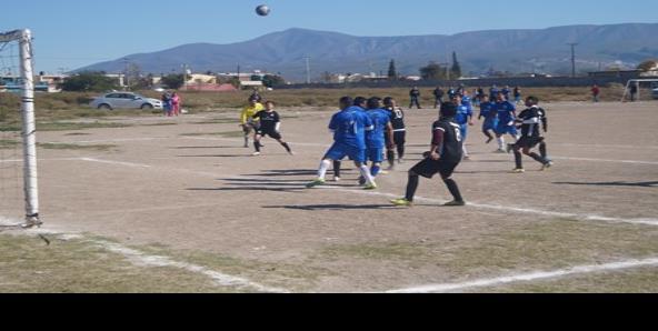 Resultados del futbol municipal