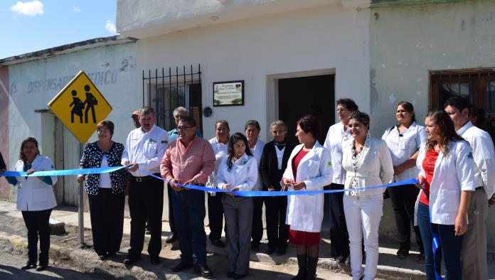 Inauguran nuevo  Centro de Salud