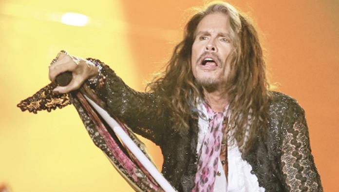 Aerosmith cancela gira y desea grabar