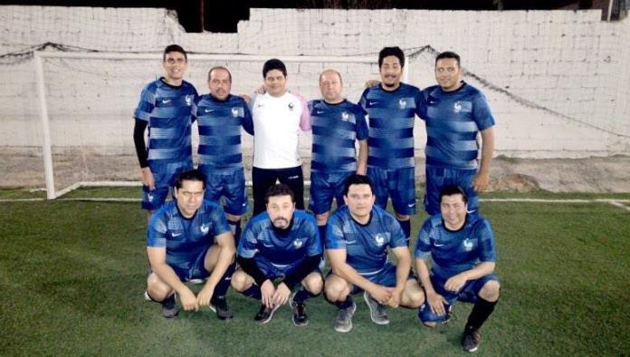 Poder Judicial vence   al Deportivo Cadamex
