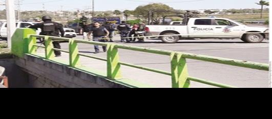Vive Reynosa caos por narcobalaceras