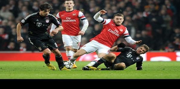 Tiene cuentas pendientes Bayern Múnich con Arsenal