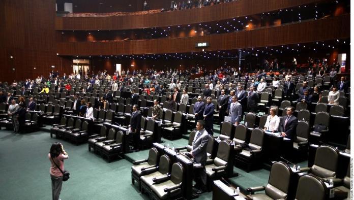 Admiten legisladores botín en la Cámara