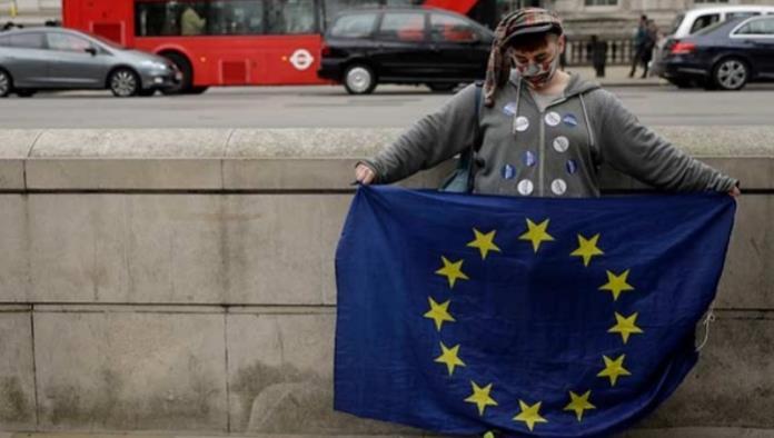 Inicia RU oficialmente el Brexit
