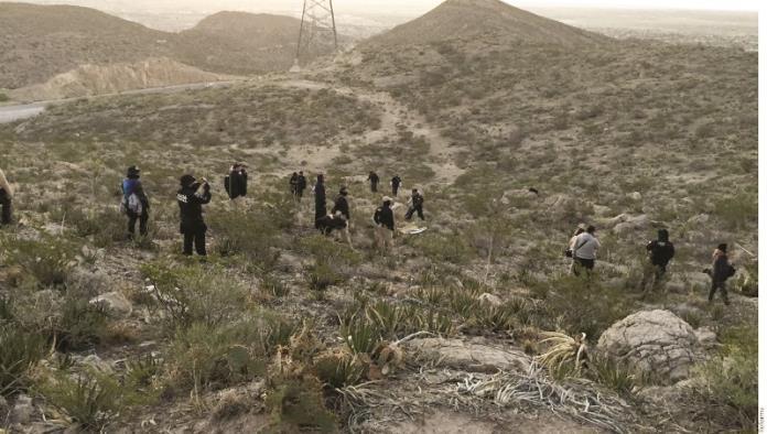 Buscan en Juárez a desaparecidas