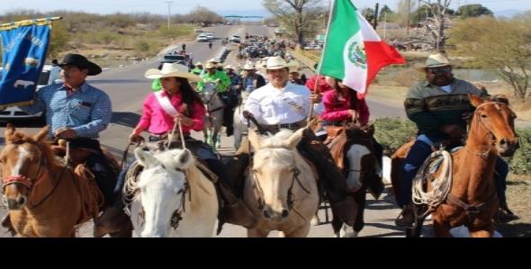 Invitan a cabalgata del ejido Santa María