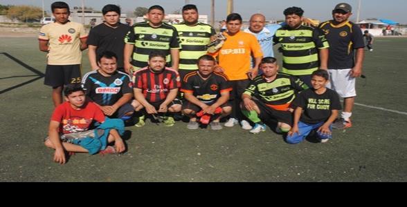 Deportivo July se impone