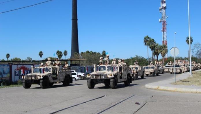 Elogian labor del Ejército Mexicano