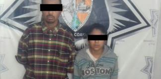 Arrestan a menor y su pareja con droga