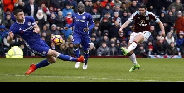No puede Chelsea vencer al Burnley