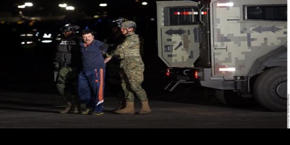 Citan a ex funcionarios por fuga de 'El Chapo'