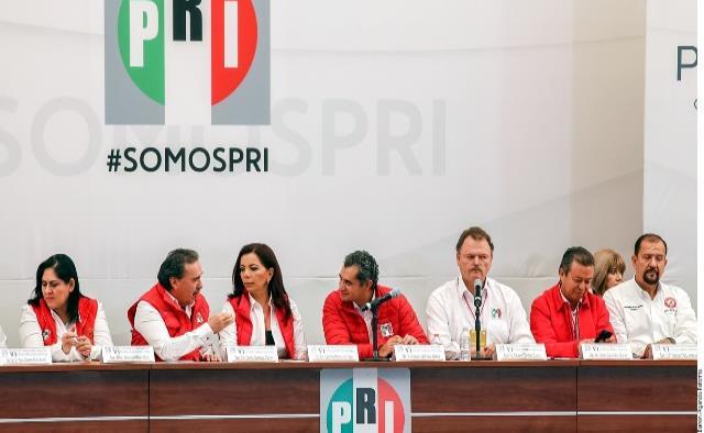 Amplía PRI su lista de presidenciables