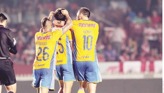 Despierta el Tigre y vence a Veracruz