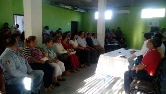 Rinden homenaje a dirigentes de CNOP