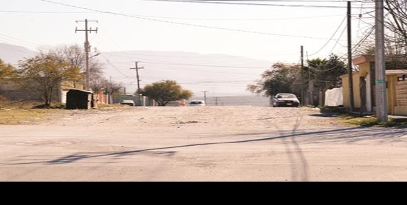 No se pavimentará tramo de la Durango