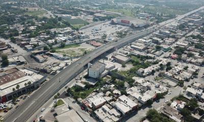 Casi listo Paso Superior Vehicular Pape Zaragoza