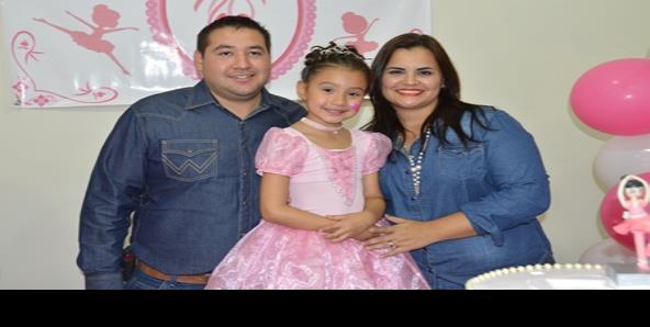 Renata festejó 6 años de vida