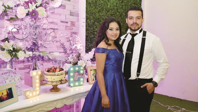 YANETH & CARLOS IGNACIO Formalizan su noviazgo