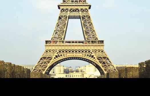 Planeaban ataque a la Torre Eiffel