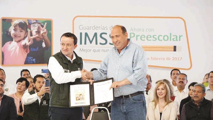 Invertirá 1,200 mdp el IMSS en Coahuila