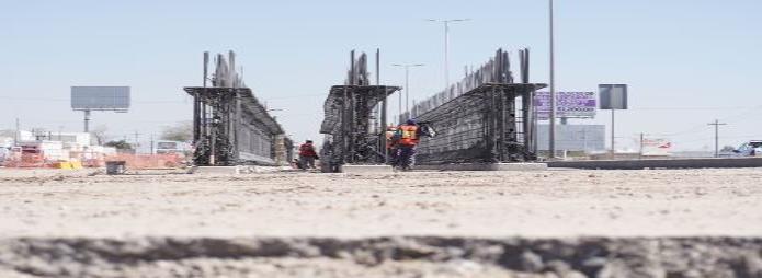 Inverción histórica en obra para Torreón