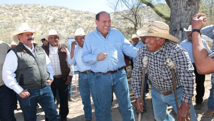 Rubén, el gobernador del campo