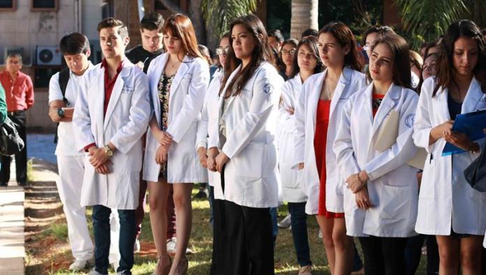 Inauguran gimnasio en Facultad de Medicina