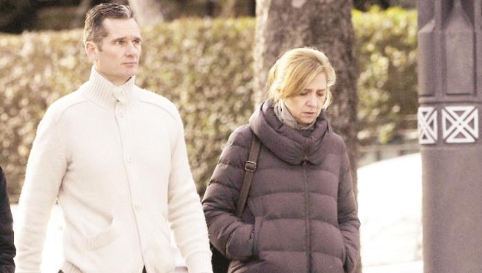 España absuelve a infanta Cristina