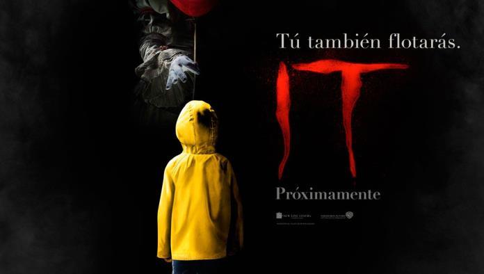 IT (Eso) - Avance del tráiler y primer póster oficial