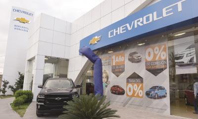 """Distinción de """"ORO"""" a Chevrolet Monclova"""