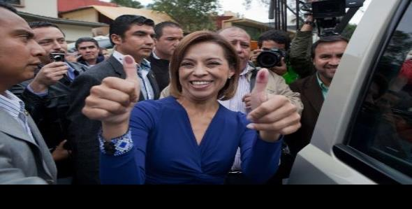 Vázquez Mota se registra para buscar gubernatura