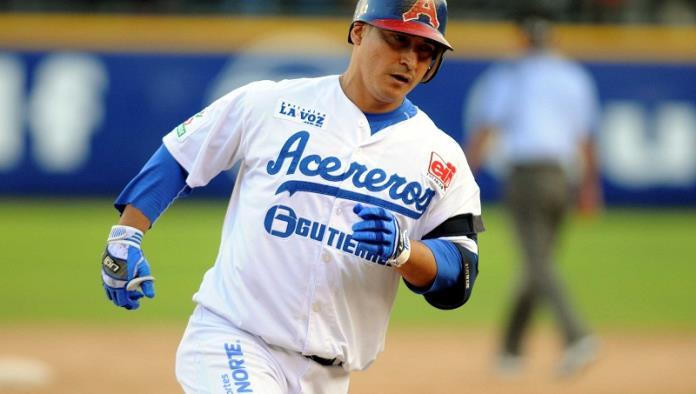 Monclova Fortalece su ofensiva: ¡Jose Amador esta de regreso en casa!