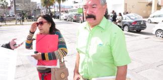 Piden destitución de Céspedes Casas