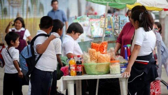 Hay grave problema de obesidad infantil