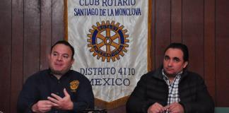 Donarán Rotarios  bebedero a escuela