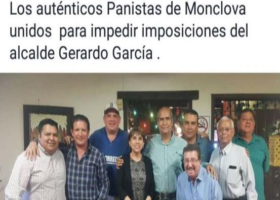 Gerardo pide respeto a la gente de Mario Dávila