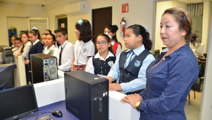 Visita planilla de niños La Voz Monclova