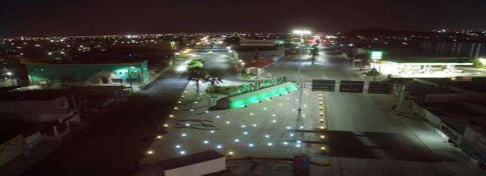 Inauguran hoy plaza 'De la Prosperidad'