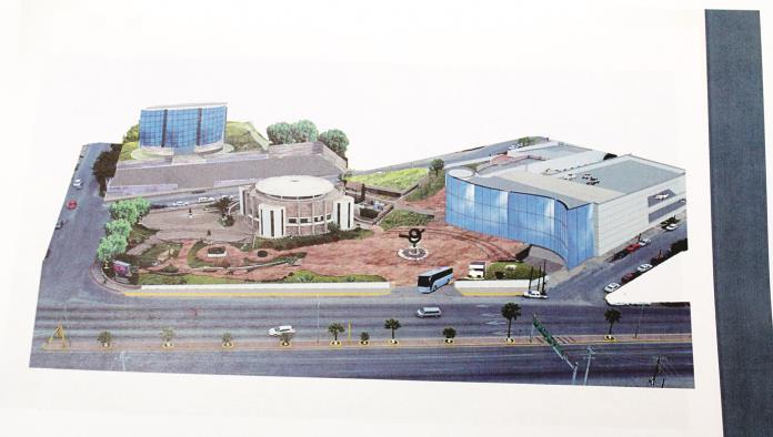 Anuncian construcción de Centro Cultural