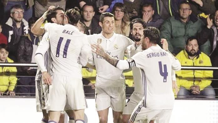 Logra Madrid polémico triunfo en Villarreal
