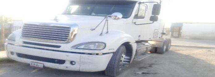 Saquearon vehículos en la Diana Laura