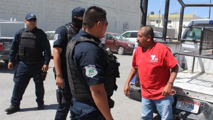 Va 'El Charro' por nuevo record de detenciones