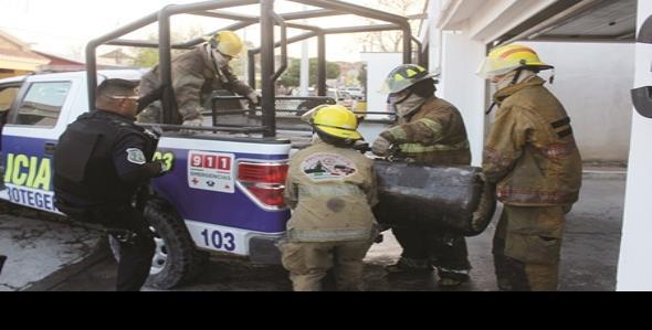 Se incendia casa de exregidora panista