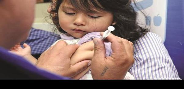 Por iniciar campaña contra la Poliomielitis