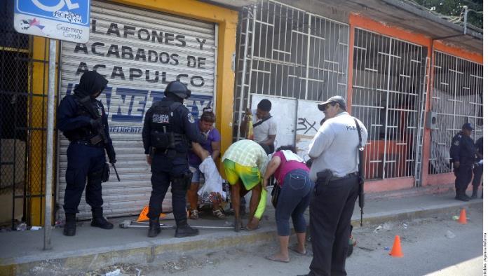 Matan a 5 hombres en Guerrero
