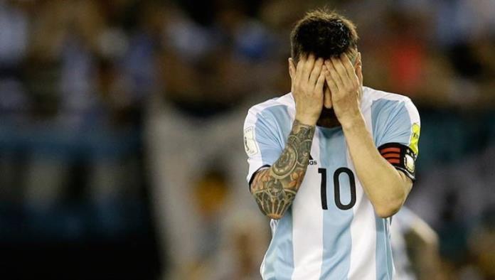 Habría sancion para Messi