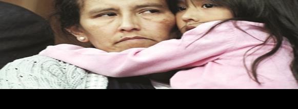 Mexicana evita ser deportada